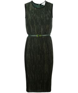 Max Mara | Belted Fitted Dress Size 42