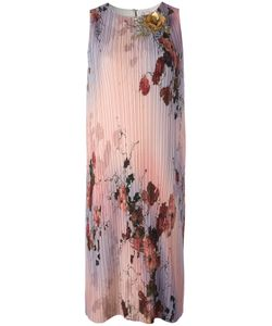 Antonio Marras | Print Straight Dress 42 Polyester/Spandex/Elastane