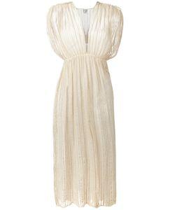 Forte Forte | Длинное Платье С Завышенной Талией