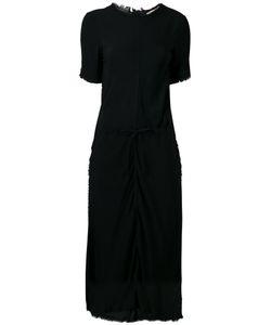 Hache | Plain Midi Dress Size 44