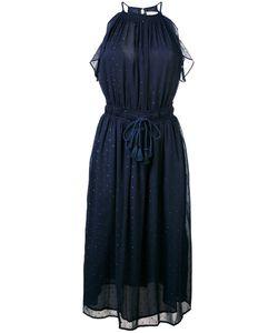Michael Michael Kors | Приталенное Платье С Оборками