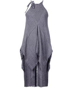 KITX | Laye Angle Dress 14 Linen/Flax