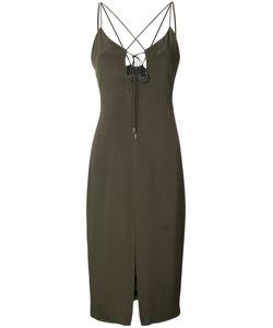 Cushnie Et Ochs | Crisscross Strap Dress