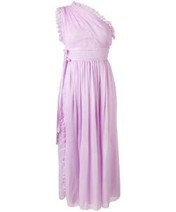 Rochas   One Shoulder Dress 44