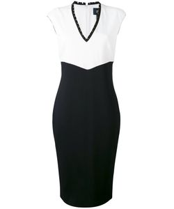 Cavalli Class | Платье-Карандаш С Плиссировкой