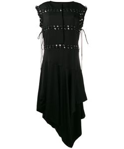 J.W. Anderson | J.W.Anderson Asymmetric Lace-Up Dress 6