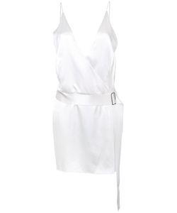 Dion Lee | Contour Tie Dress 10 Silk