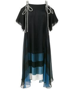 Chloe | Chloé Tie Rope Pleated Dress