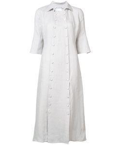 CHEREVICHKIOTVICHKI | Shortsleeved Buttoned Dress
