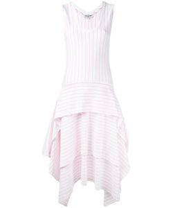 Opening Ceremony | Striped Layered Ruffled Dress Size Medium