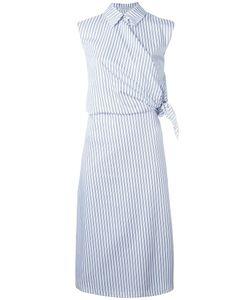 J.W. Anderson | J.W.Anderson Side Knot Shirt Dress 10 Cotton