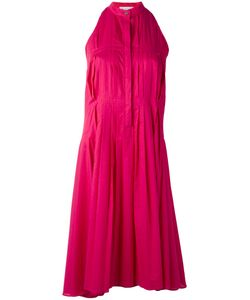 Io Ivana Omazic | Pleated Flared Dress Size 42