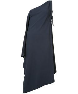 Issey Miyake | Flat Combination Halter Dress