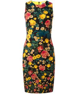 Fausto Puglisi   Print Dress 44 Polyamide/Spandex/Elastane