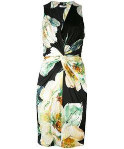 Lanvin | Платье С Цветочным Рисунком