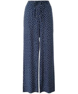 P.A.R.O.S.H. | Sispot Pois Print Trousers Medium Silk