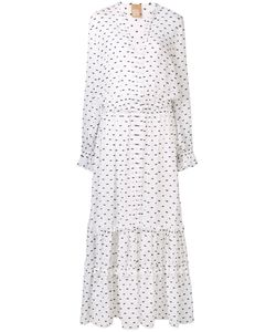 Pascal Millet | Embroidered Maxi Dress