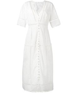 Zimmermann | Caravan Embroidered Day Dress Size 8