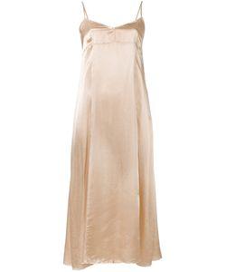 Forte Forte | Spaghetti Straps Midi Dress Size I
