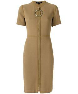 GLORIA COELHO | Платье На Молнии