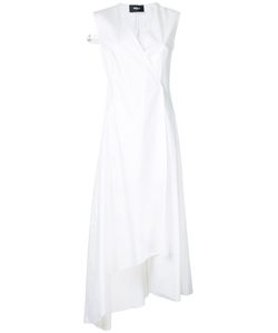 Yang Li | Асимметричное Платье С Запахом