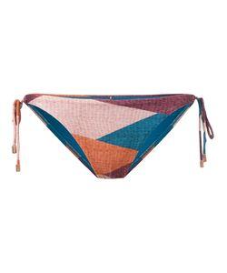VIX | Tied Laterals Bikini Bottom Size Small