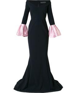 GRETA CONSTANTINE | Вечернее Платье С Заниженной Линией Плеч
