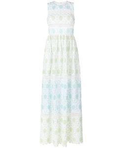 Huishan Zhang | Sleeveless Crochet Dress