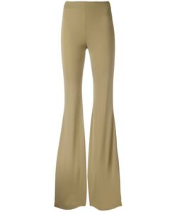 Plein Sud | Elasticated Waistband Flared Trousers