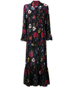 Mcq Alexander Mcqueen | Print V-Neck Dress Size Xxs