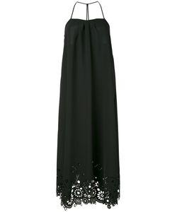 Love Moschino   Длинное Платье Узорчатым Подолом