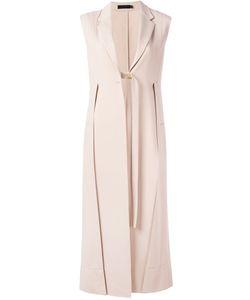 Calvin Klein Collection | Long Waistcoat Size 38