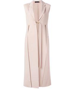 Calvin Klein Collection   Long Waistcoat Size 40