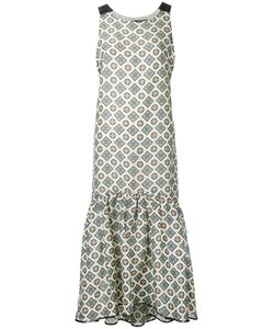 Muller Of Yoshiokubo | Tile Print Midi Dress