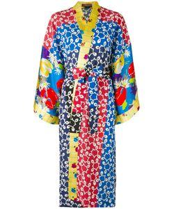 Duro Olowu | Платье С Запахом И Абстрактным Принтом