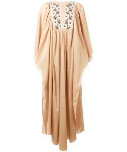 DAFT | Embroidered Kaftan Dress