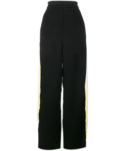 Ellery | Contrast Stripe Trousers 14 Acetate/Polyester