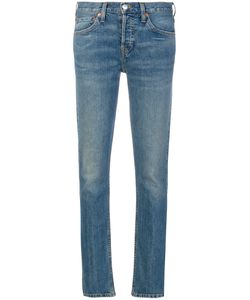 Re/Done | Low Rise Skinny Stretch Jeans Women