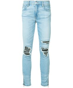 AMIRI | Ripped Knees Skinny Jeans