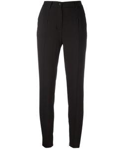 Dolce & Gabbana | Tailo Trousers 42 Virgin Wool/Spandex/Elastane