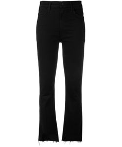 Mother | Flared Raw Edge Jeans