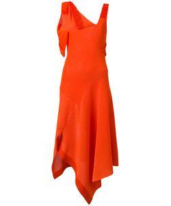 Victoria Beckham | Asymmetric Midi Dress