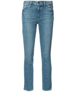 Paige   Cropped Jeans 28 Cotton/Spandex/Elastane