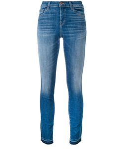 J Brand | Angelic Mid-Rise Skinny Jeans