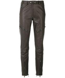 Moschino | Biker Zip Trousers