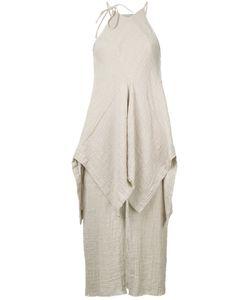 KITX | Laye Angle Dress 6 Linen/Flax