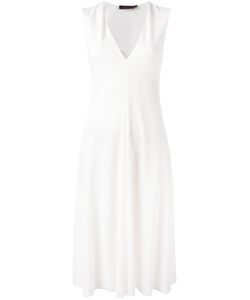 Calvin Klein Collection | V-Neck Dress Size 44