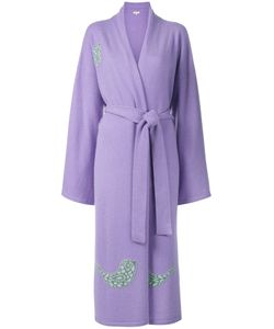 Natasha Zinko   Knitted Bird Robe