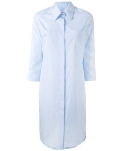 Alberto Biani | Striped Shirt Dress Size 40