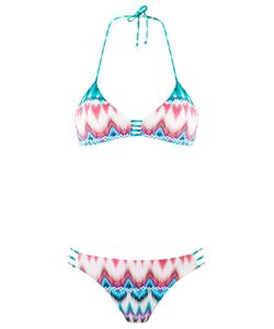 Brigitte | Printed Bikini Set Size Medium